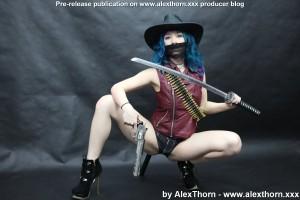 Proxy Paige anal fisting prolapse huge toys for AlexThorn blog - www.alexthorn.xxx